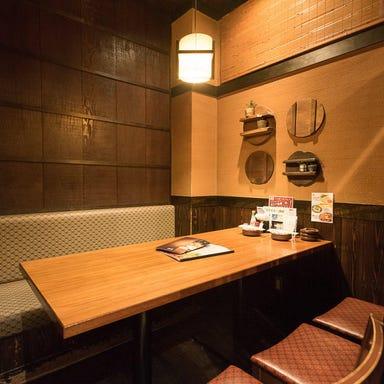 個室居酒屋 素材屋 金山店 店内の画像