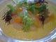 新年な真鯛のカルパッチョ。人気の前菜の逸品です。
