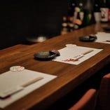 【完全個室】 大将の握るお寿司をプライベートな空間で満喫
