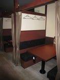 4名様までのテーブル席