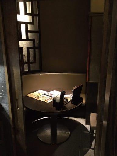 西安餃子 海老名店 店内の画像