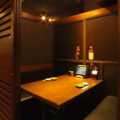 北の味紀行と地酒 北海道 目黒西口店 店内の画像