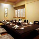 ビジネスからプライベートまで/幅広く対応可能の完全個室