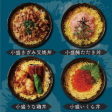 選べる【ミニ丼・麺】セット