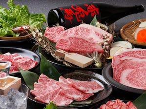 黑毛和牛燒肉 肉處 きっしゃん あべの店