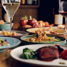 旬の食材を織り込んだ創作イタリアンを満喫『おまかせコース6000円』誕生日・女子会