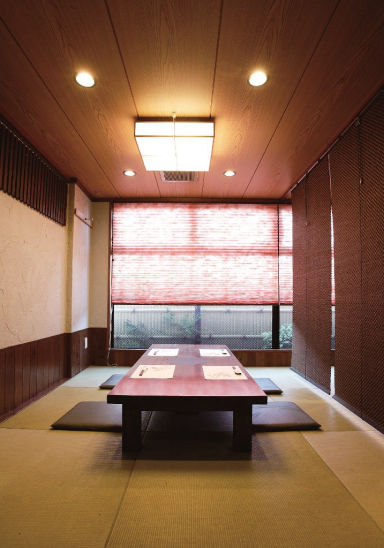和楽  店内の画像