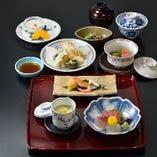 まいづる定食ツル/全7品 3,000円(税・サ別)