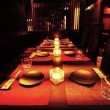 『渋谷×個室』シークレットな渋谷の夜に…プライベート個室!!