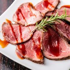 本場仕込みの肉バル料理の数々を!