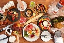 肉食宴会をお楽しみください!