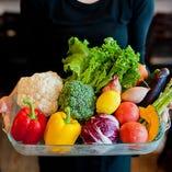 季節の美味しい野菜を厳選して市場から【和歌山県】