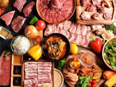焼肉食べ放題 肉王(肉キング)  メニューの画像