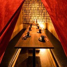 ◆上質空間◆くつろぎの個室です。