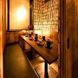扉付き完全個室も!大小様々な種類をご用意しております。