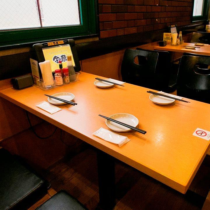 席のみ予約