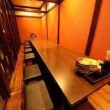 ◆2〜16名様用ご宴会に♪中型宴会用個室◆