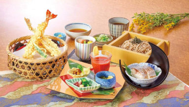 和食麺処サガミ松葉公園店  こだわりの画像