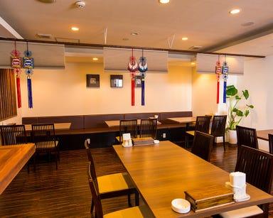 韓国料理・タッカンマリ専門店 トンキ 三宮店 店内の画像