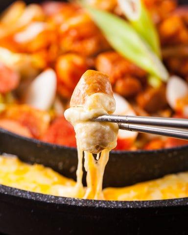 韓国料理・タッカンマリ専門店 トンキ 三宮店 メニューの画像
