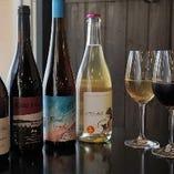 種類豊富なドリンク!お好みのワインが見つかるかも?!