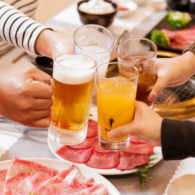 焼肉&ビール園 YAKOZE ますや  メニューの画像