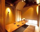≪3階≫掘りごたつ個室 落ち着いた雰囲気をお愉しみください