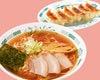 中華そば+餃子セット