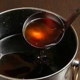 鯛骨スープ【自家製】