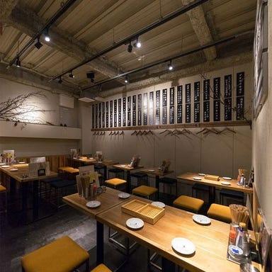 天ぷら酒場KITSUNE 高円寺店  店内の画像