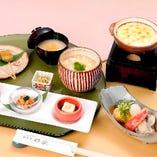 人気No.1の「京ゆば膳」とろとろ湯葉ごはんが大人気です