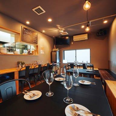 イタリアン食堂 HIDEnCHI 三代目 浦野商店  店内の画像