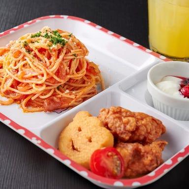 イタリアン食堂 HIDEnCHI 三代目 浦野商店  メニューの画像
