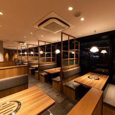 焼肉と夜景 醍醐 お台場店  店内の画像