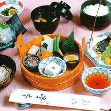 古都鎌倉で味わう『精進料理』
