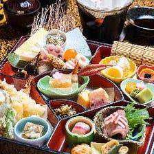 四季折々の京料理やおばんざいを堪能