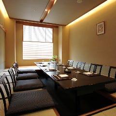 个室 日本料理 随缘亭 ラ・スール大阪店