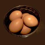 こだわり赤卵