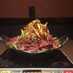 てっちゃん鍋 韓国家庭料理 なべよし