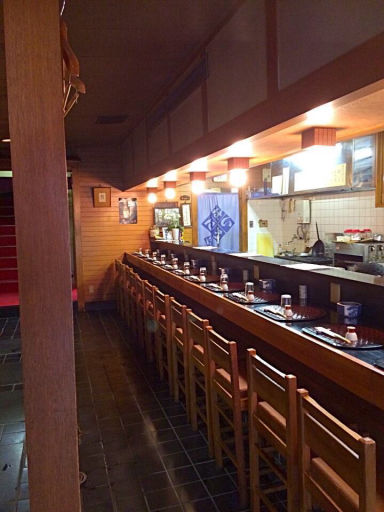 鯨料理 料亭 西玉水  店内の画像