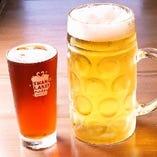 【おすすめ】自社以外の国産ビールは日替わりでご用意してます。