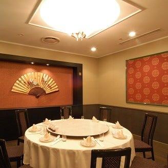 ホテル日航姫路 中国料理 桃李  店内の画像
