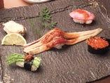 特選素材寿司盛り