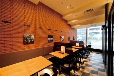 銀座ライオン 羽田空港店 店内の画像