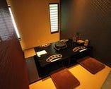 おもてなしの席に最適!小個室