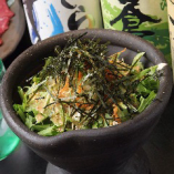 【4】サラダ