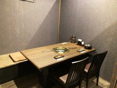 完全個室焼肉 千祥。(奥田本町店)  店内の画像