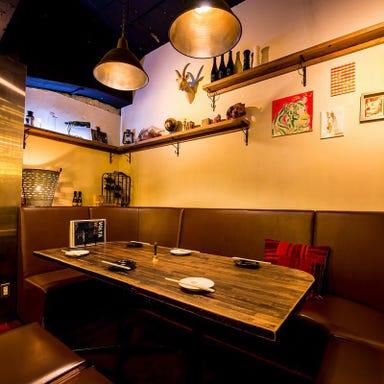 炭火焼とワインの酒場  VOLTA 北新地店 店内の画像