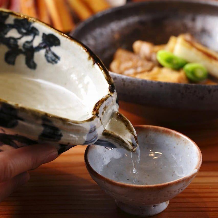 日本の季節を美味しくあじわう