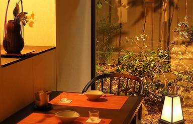 日本料理「八坂圓堂 THE CELESTINE KYOTO GION」  店内の画像